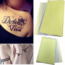 Tattoo Transfer Copier Paper Spirit Stencil Carbon Thermal Tracing Body Art Outl