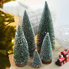 DIY Mini Christmas Tree Small Pine Tree Placed In The Desktop Home Decor Christm