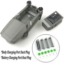 Body/Battery Terminal Charging Port Cap Cover Dust Plug For DJI Mavic 2 Pro/Zoom
