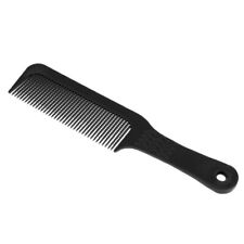 Pro Waved Teeth Flat Top Barber's Hair Clipper Cutting Comb - Selected Color