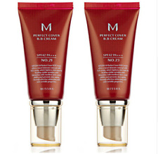 [MISSHA] M Perfect Cover BB Cream SPF42/PA+++ (#21,#23) 50ml -Korea cosmetics