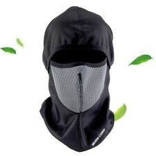 Winter Carbon Activated Balaclava Dust Proof Windproof Ski Helmet Liner Masks
