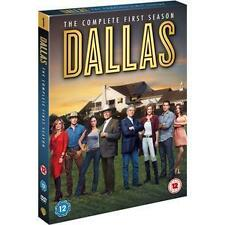 DALLAS - Series 1 SEASON ONE Complete 2012 DVD - FAST POST UK SELLER