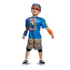 Official WWE Authentic John Cena Toddler Muscle Costume Multi