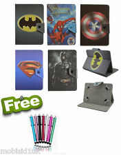 "Common Kids Leather Stand Case Cover For RCA Saturn 10 Pro 10.1""inch  tablet"