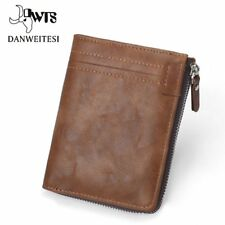 [DWTS] men wallet fashion  leather purse with coin pocket new design dollar