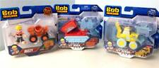 3 Bob The Builder Truck Diecast Set Dizzy Icy Scoop Icy Muck Plow Tractor Mixer