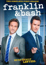 Franklin Bash: The Complete First Season (DVD, 2012, 3-Disc Set) - NEW-SEALED