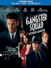 Gangster Squad (Blu-ray Disc, 2013, Canadian)