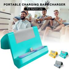 5V/3A Portable Desktop Charger Base Charging Stand For Nintendo Switch Lite