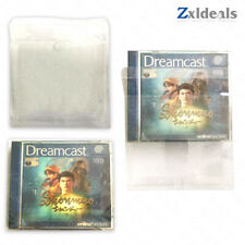 Box Protector Dreamcast PAL Game Complete In Box Custom Clear Plastic Case