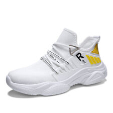 Men's Fashion Breathable Shoes Sports Casual Walking Running Athletic Sneakers