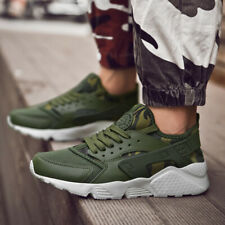 Men's Casual Shoes Walking Flat Sneakers Breathable Running Shoes Big Size 38-47