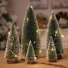 Artificial Plants Small Pine Trees Christmas Decor Xmas Tree Decoration