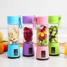 Electric Fruit Juicer Handheld Usb Smoothie Maker Blender Cup Juice Vegetable