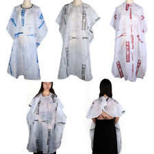 Salon Barbers  Barber Gown Cape  Hairdresser Cape Hair Cut Hairdressing Cloth
