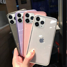 Shockproof Transparent Silicone Case Cover For iPhone 11 Pro XS Max XR 8 7 Plus