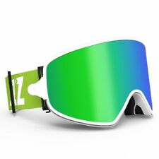 Dual-use Ski Goggles with Magnetic Quick-change 2 in 1 Lens Anti-fog UV400