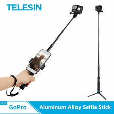 TELESIN Multi-function selfie stick tripod For gopro DJI osmo Action Camera