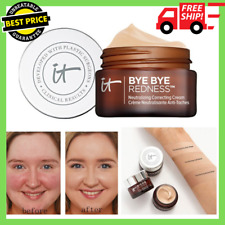 It Cosmetics BYE BYE Under Redness Face Concealer Cream Care Base Long Lasting