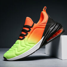 Men's Athletic Cushion Sneakers Sports Casual Trainers Outdoor Running Shoes New