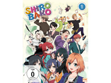 Artikelbild Shirobako Vol 1 Episoden 1-4 Blu-Ray Box Anime NEUWERTIG