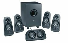 Artikelbild Logitech Z506 Surround Sound Speaker 5.1 mit Subwoofer - NEU & OVP