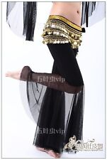 Belly Dance Costume-Flared Gauze Pants Trousers 9 Color
