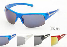 CLOUD 9 MENS SUNGLASSES WOMENS SPORT CYCLING GOLF RUN NE2814 multi