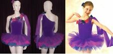 PRETTY POSY Pageant Ballet Tutu Dance Costume Adult L