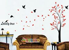 """Wall Decor Decal Sticker Removable vinyl large tree 73"""""""
