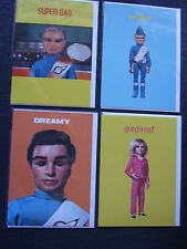 THUNDERBIRDS ~ official licenced  Quality BIRTHDAY Card