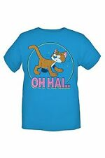 The Smurfs Azrael Oh Hai T-Shirt FREE SHIPPING