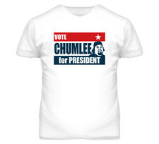 Chumlee For President Pawn Stars T Shirt