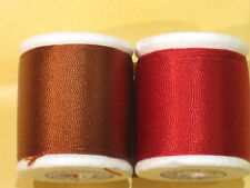 100yards spools of strong nylon whipping thread for rod repairs