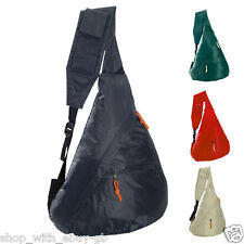MONO STRAP LIGHTWEIGHT RUCKSACK - SCHOOL COLLEGE GYM BAG - MONOSTRAP BACKPACK