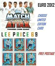 MATCH ATTAX ENGLAND CHOOSE LIMITED EDITION 2012