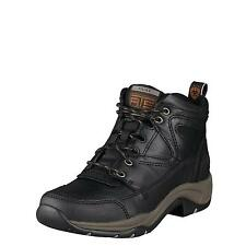 Ariat Women's Terrain Western Work, Trail, and Riding Boots Black 10004126
