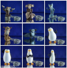 9 PENGUINS OF MADAGASCAR MINI FIGURE LIGHT FAN LAMP PULL CONNECTOR YOU PICK ONE