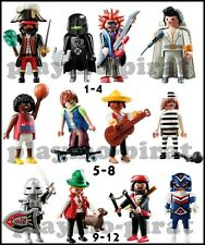 Playmobil Figures 5157 Serie 2 Boys