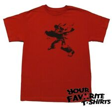 Super Street Fighter IV Ryu Dragon Punch Officially Licensed Adult Shirt S-2XL