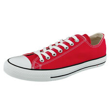 CONVERSE CHUCK TAYLOR ALL STAR OX RED SCHUHE ROT M9696