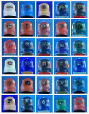 PICK 1 OF 30 RETIRED NHL HOCKEY CAP HAT MINI CUP CAKE TOPPERS DECORATION FAVORS