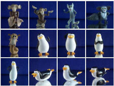 NEW RETIRED PENGUINS OF MADAGASCAR MINI FIGURE CUP CAKE TOPPER FAVORS YOU PICK