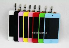 Color iPod Touch 4 4G LCD Display Touch Screen Digitizer Assembly + Home Button