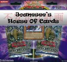 Yu-gi-oh Dark Legends Rare Cards Deck Selection Mint DLG1-EN004 to DLG1-EN103