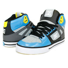 DC SPARTAN HI WC MENS HIGH TOP SKATE SHOES ARMOR / TURQUOISE 302523 £74.99