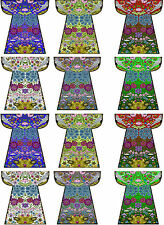 Asian Kimono glossy stickers scrapbooking crafts assorted sizes you choose