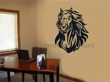 Horse Vinyl Decal Wall Sticker Mural Art Kid Room Office Motor Home Trailer RV