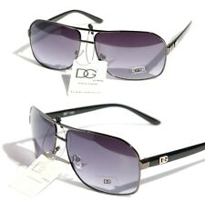 NEW MEN DG Designer Fashion Eyewear Sunglasses Aviator Rectangle Gradient 7236